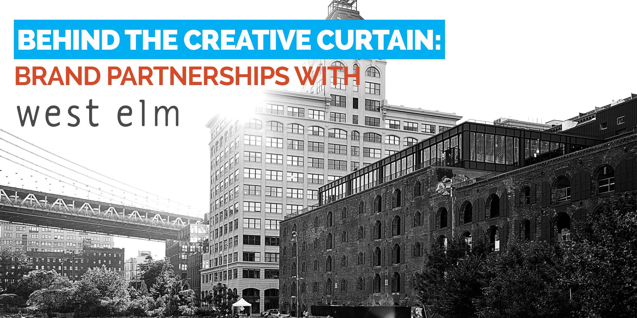 Behind the Creative Curtain: Brand Partnershi