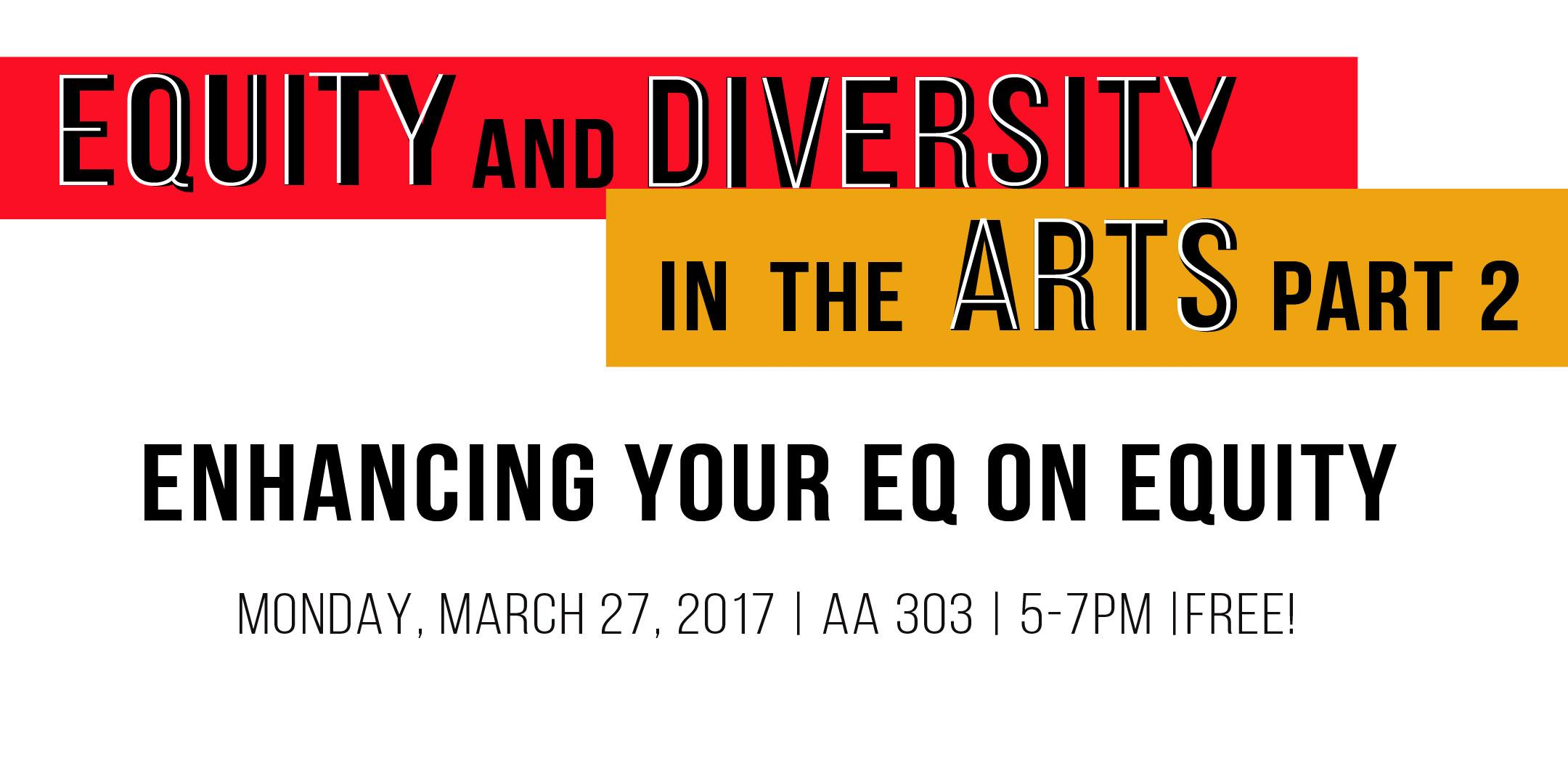 EDA Workshop Pt.2 - Enhancing Your EQ on Equi