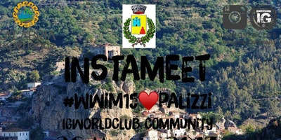 Instameet Palizzi #WWIM15