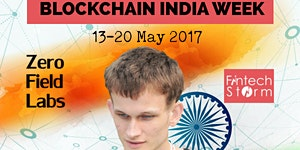 Blockchain India Week Hackathon - by Blockchain Storm...