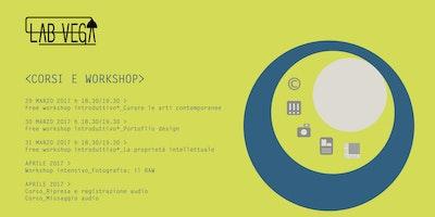 Free workshop introduttivo: La proprietà intellettuale