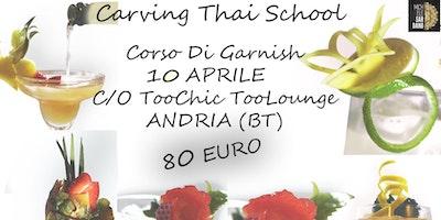Corso Garnish Thai Fruit & Vegetables
