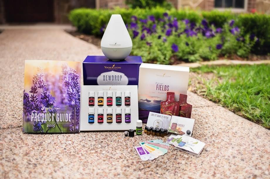 Binghamton Young Living Essential Oil Class