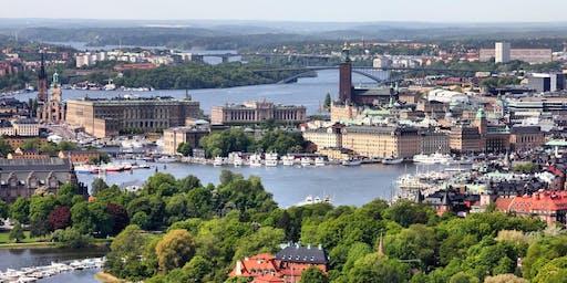 Work & live in Sweden - Workshop (London/Online)