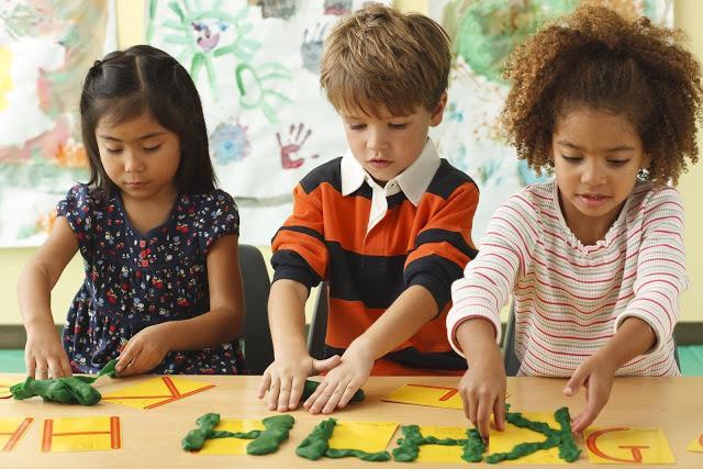 preschool observation animism