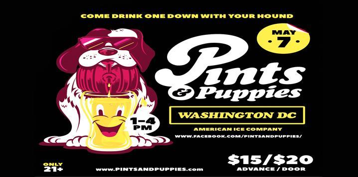 Pints & Puppies - Washington DC