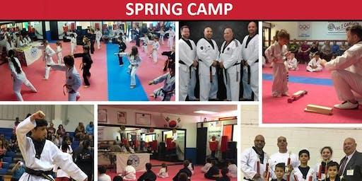 Spring Camp Cooper City