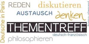 THEMENTREFF: Tischlein deck Dich – die...
