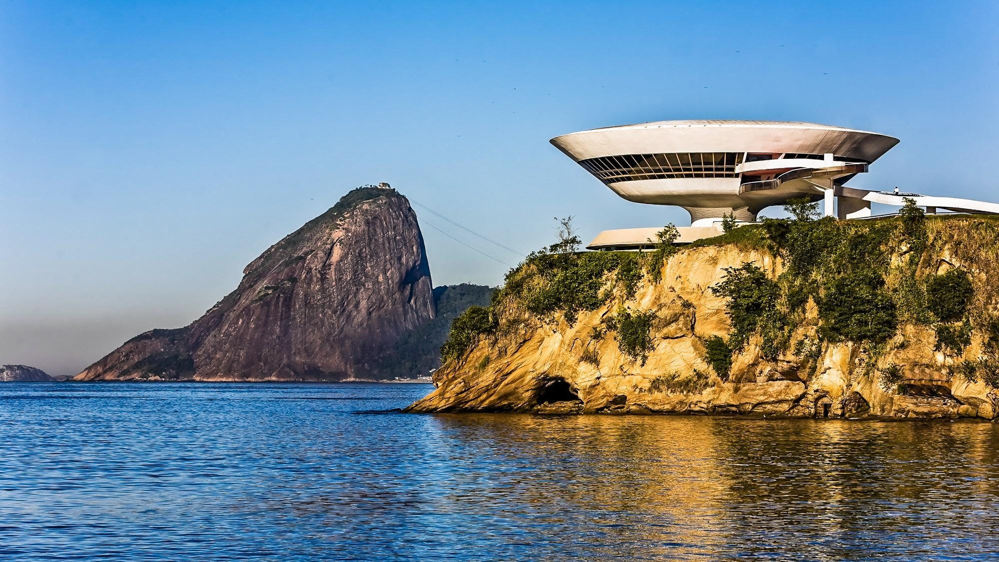 Museums of Modern and Contemporary Art in Rio