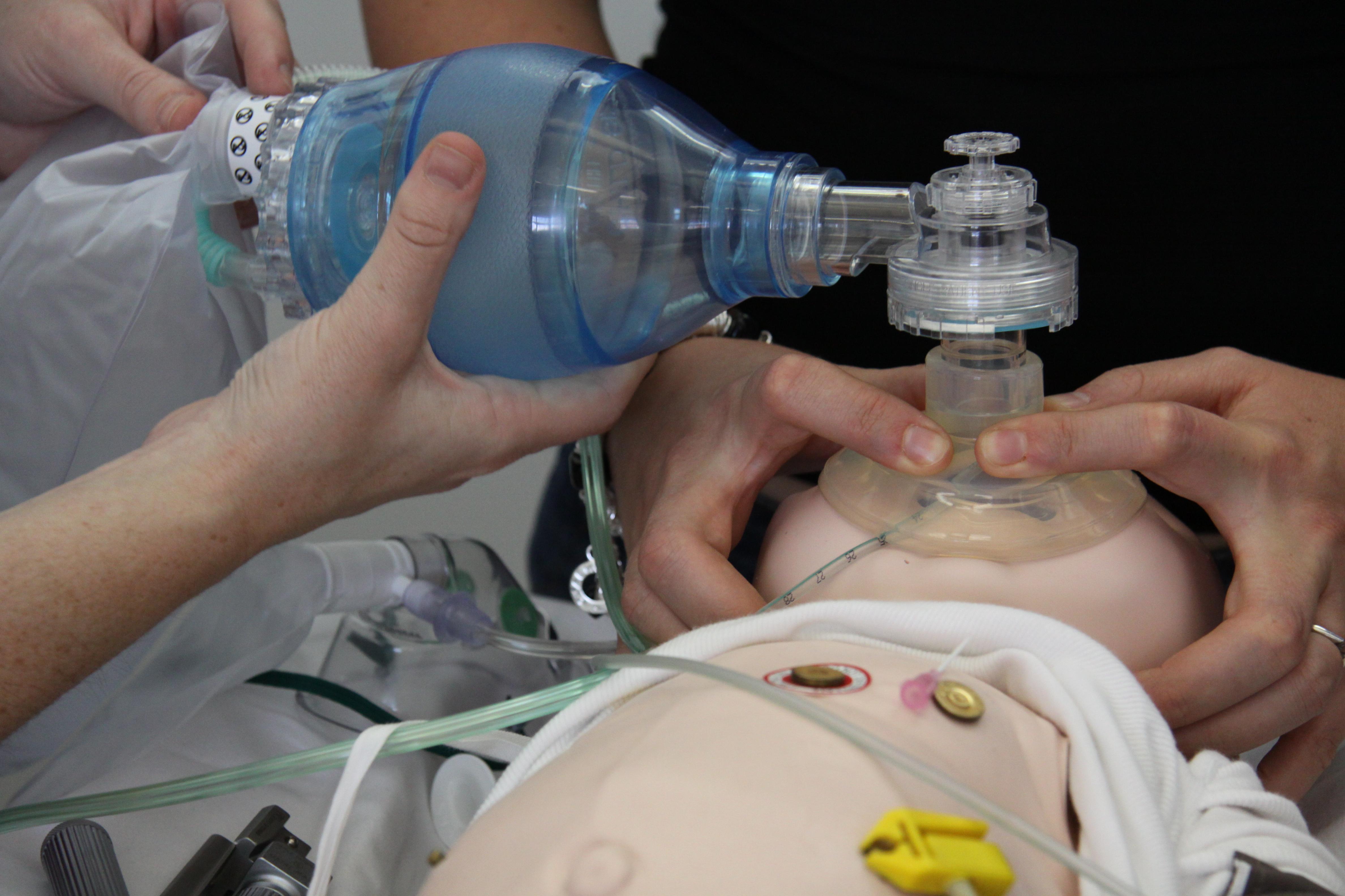 Paediatric Team Training – Part Task Training