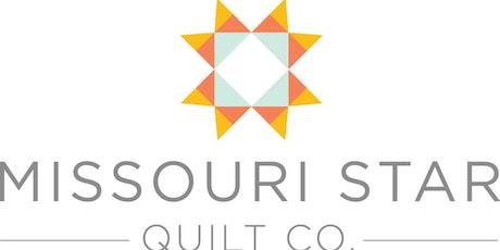 Missouri Star Retreats Events | Eventbrite : hamilton mo quilt shop - Adamdwight.com