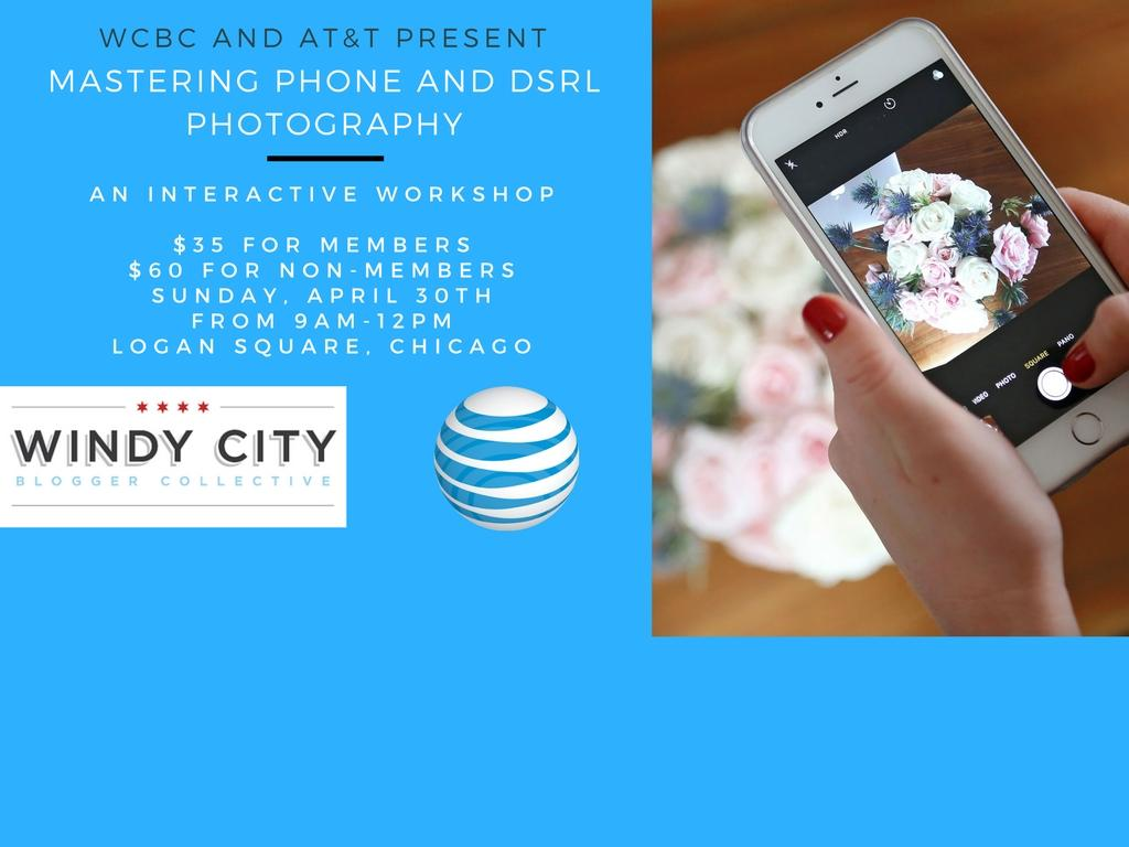 WCBC and AT&T Present Mastering Phone and DSL