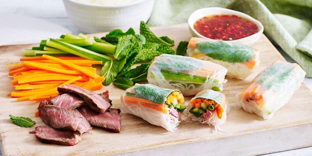 Vietnamese Cooking Class (Wednesday Evening)