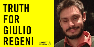 Truth for Giulio Regeni: State Crime and Justice for...