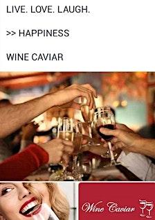 WINE CAVIAR logo