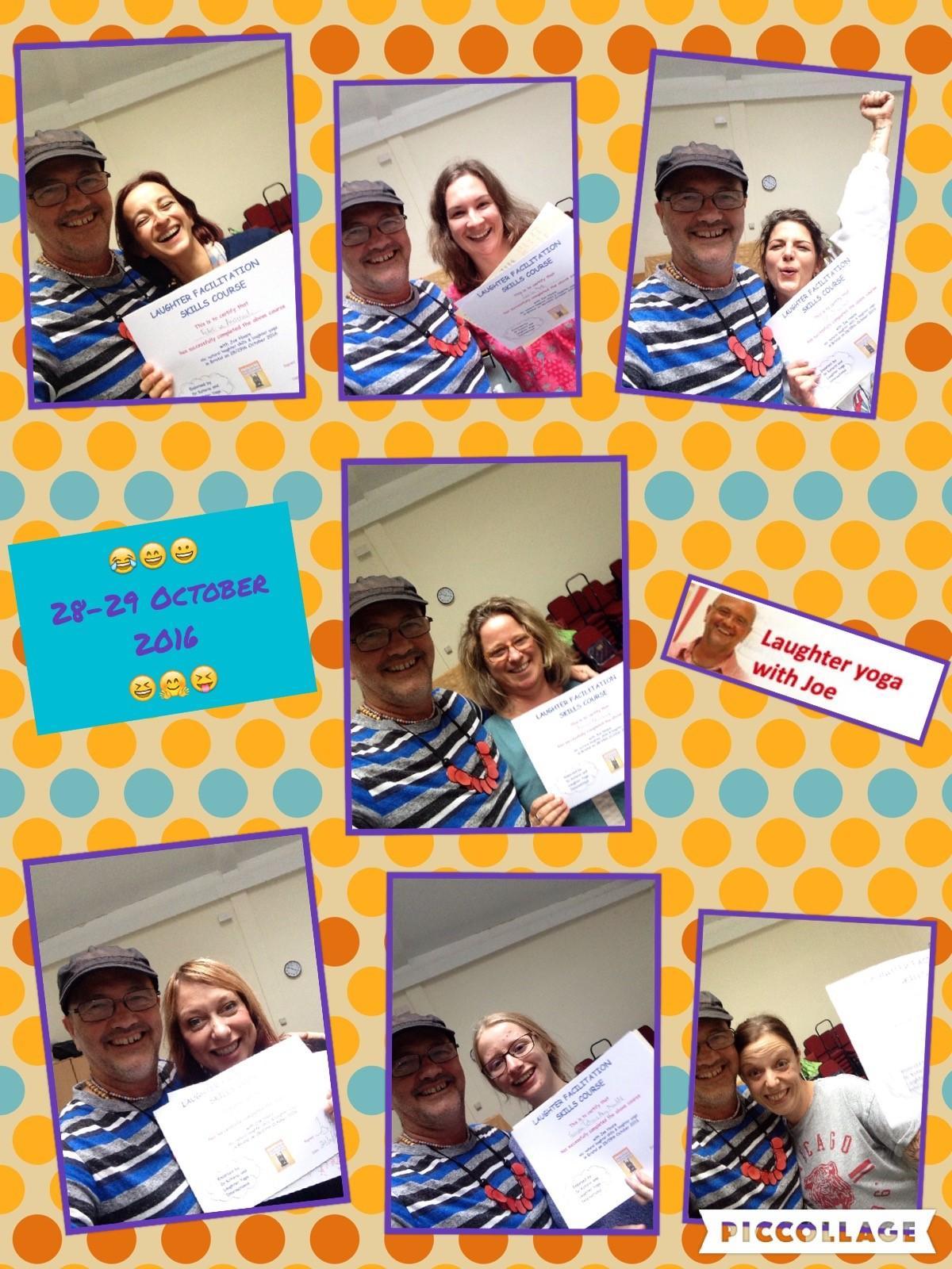 28th Laughter Facilitation Skills course aka