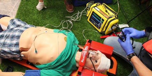 Trauma Life Support Simulation Basic