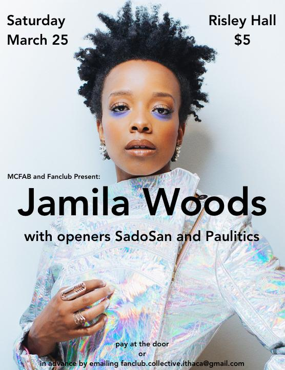 Jamila Woods at Risley