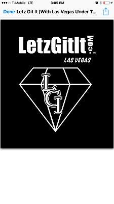 Let's Git It logo