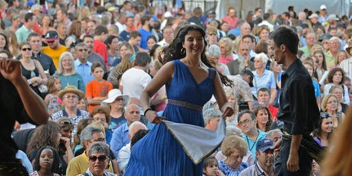 2019 Denver Greek Festival