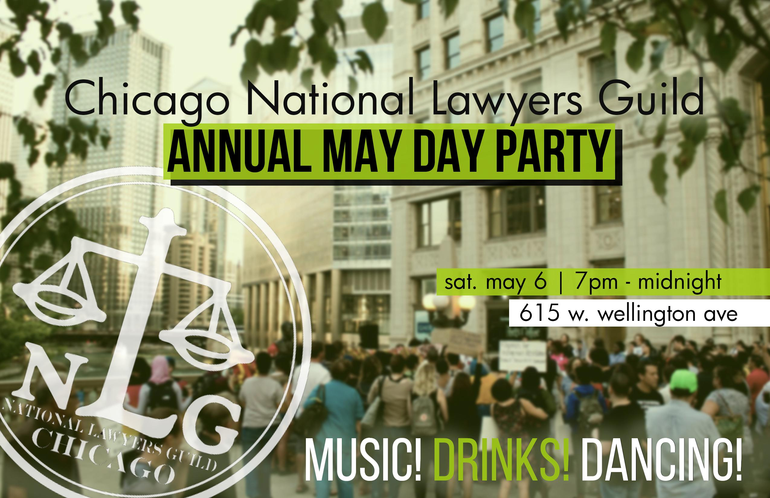 May Day Party 2017