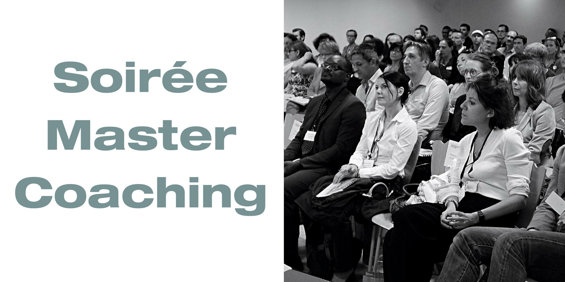 Soirée Master Coaching - 16 juin 2017