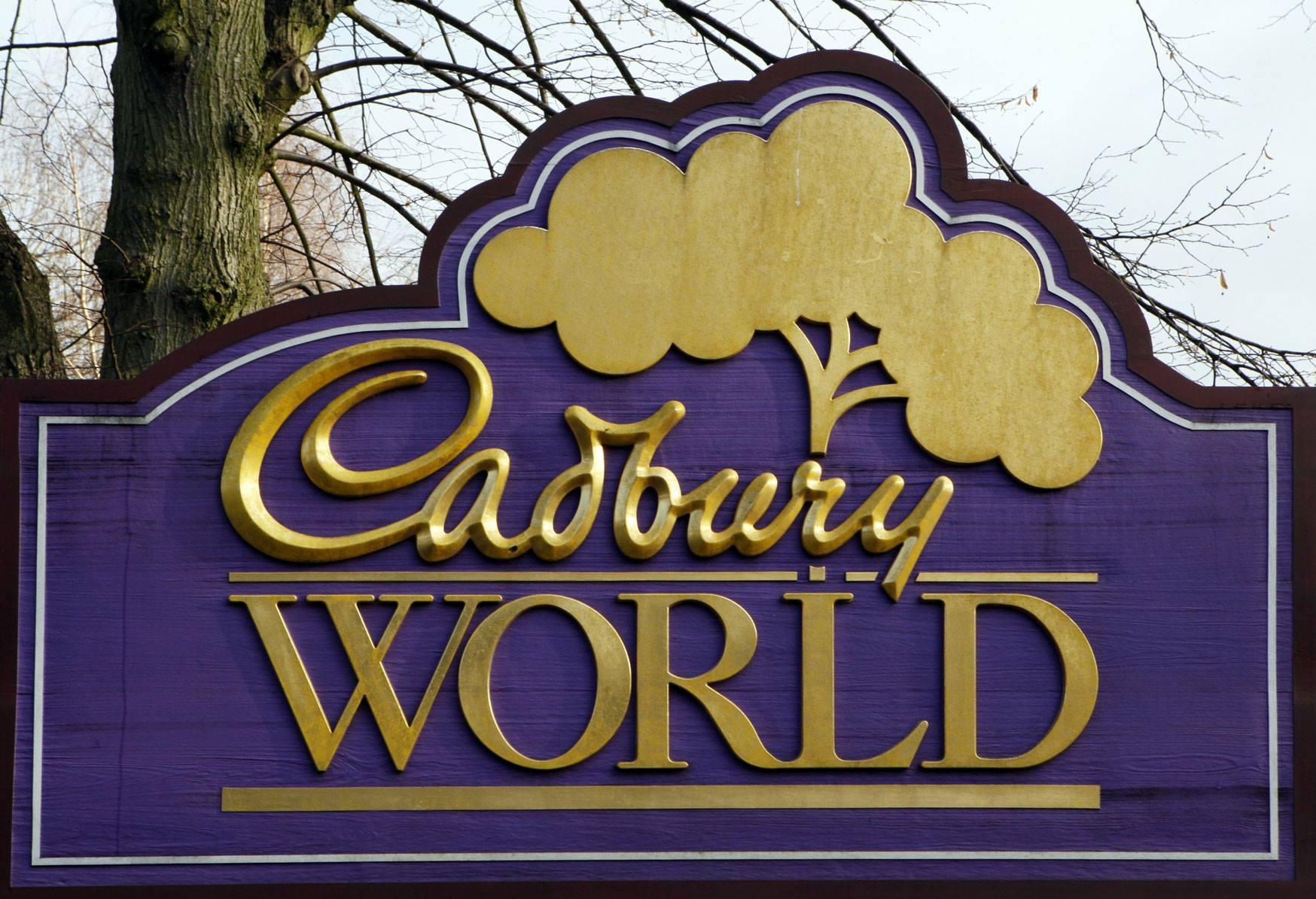 Family Day at Cadbury World