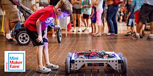 Lansing Mini Maker Faire 2017