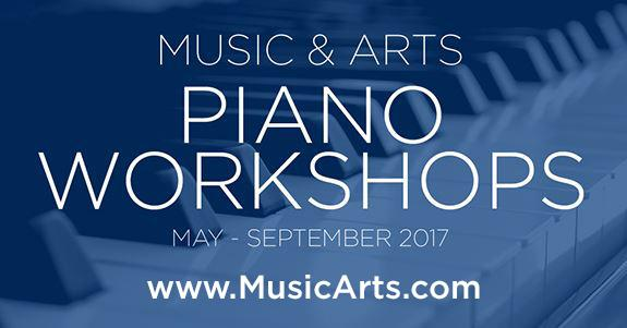 Free Piano Workshop With Eric Baumgartner - Willis Music | Snellville, GA | Music & Arts | September 13, 2017