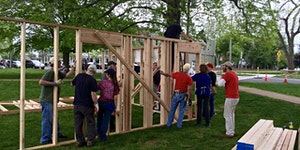 Build on the Branford Green 2017