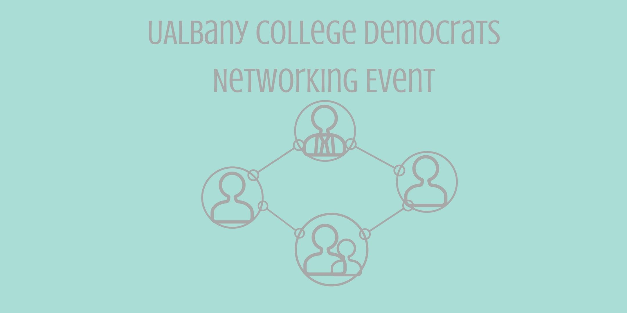 UAlbany College Democrats Networking Event
