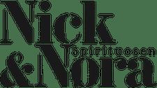 Nick & Nora - Spirituosen logo