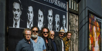 THE BLACKEYED SUSANS (album launch)
