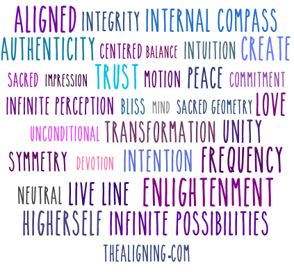 Living Aligned Discussion and Meditation