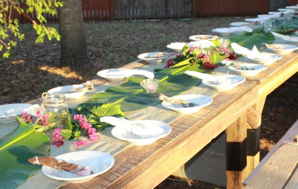 A Field-to-Fork Dinner at the EcoVillage Gard