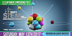 STEM PARENT CONFERENCE 2017 TORONTO