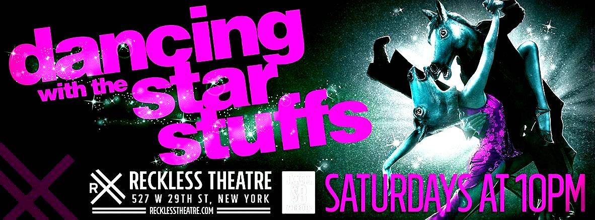 DANCING WITH THE STAR STUFFS