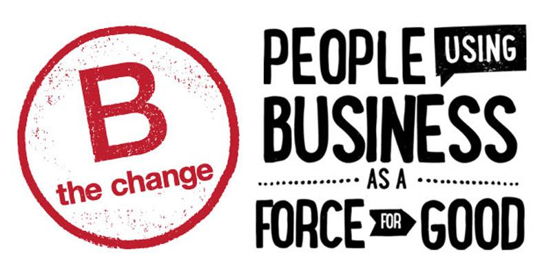 Experience. Inspiration. Information; BCorp 1