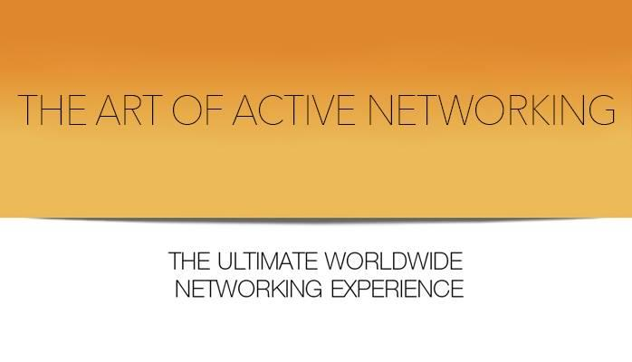 THE ART OF ACTIVE NETWORKING, LOS ANGELES Jun
