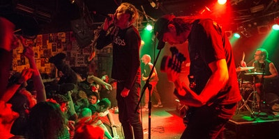 FRENZAL RHOMB (album launch)