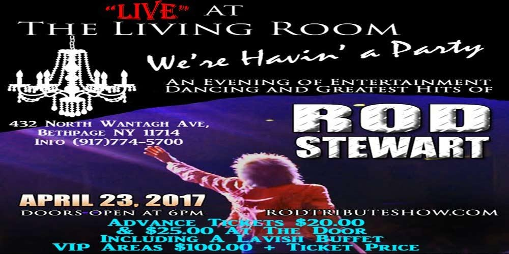 We Are Having A Party The Living Room Tickets Sun Apr 23 2017 At 600 PM