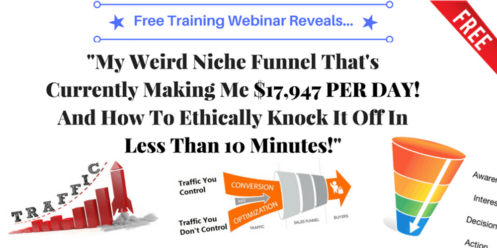 dating niche funnel