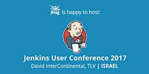 Jenkins User Conference 2017 Israel (TLV,...