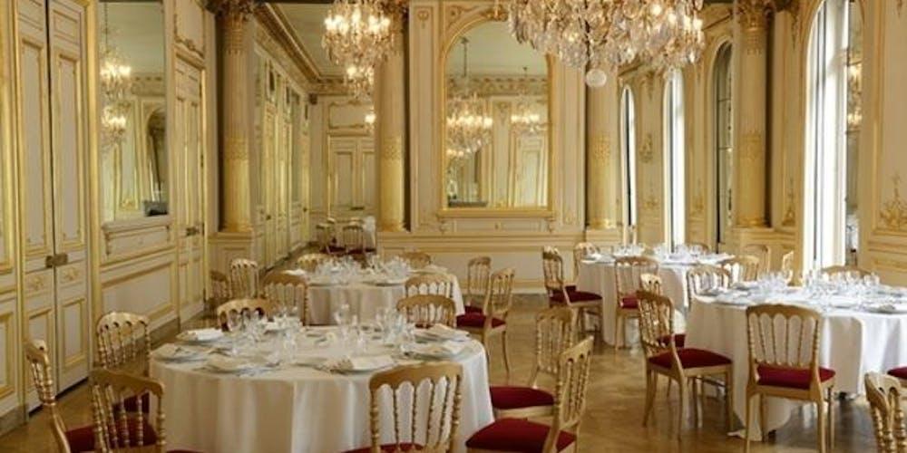 Restaurant Paris Speed Dating
