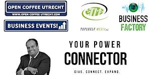 Open Coffee Utrecht Business Event   BNR Nieuwsradio &...