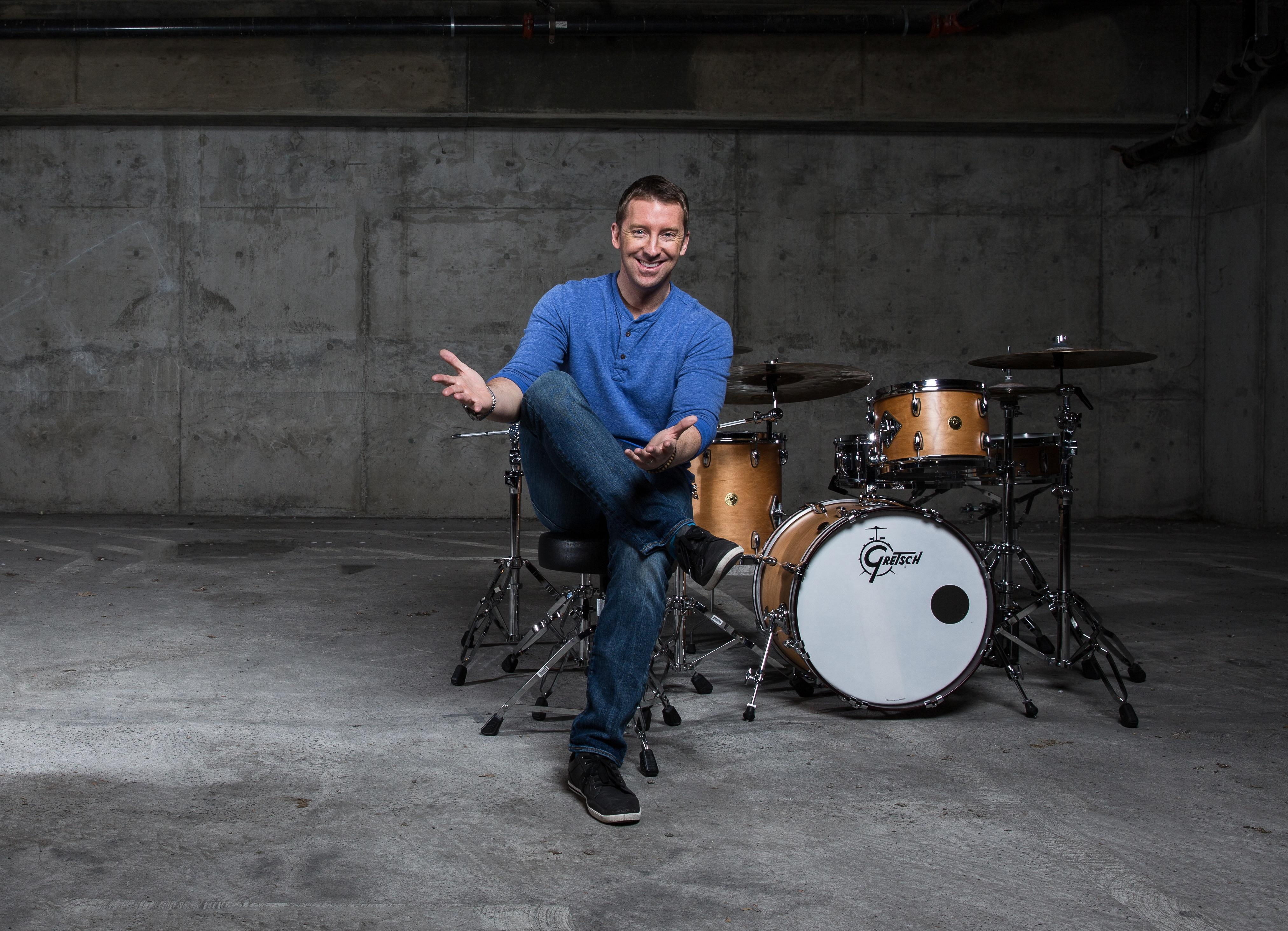 Mike Johnston Drum Clinic at Dubs!