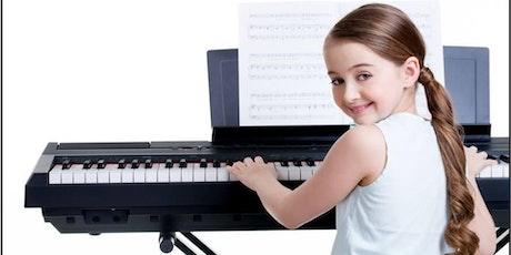 OPEN LESSON DI PIANO biglietti
