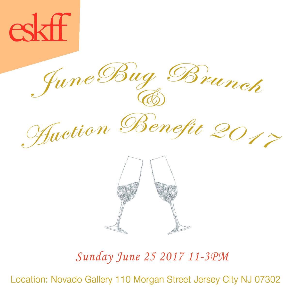 ESKFF JuneBug Brunch & Auction Benefit 2017