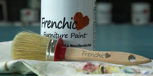 INITIATION to FRENCHIC Furniture Paint Workshop