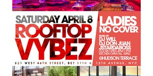 Rooftop vybez day party